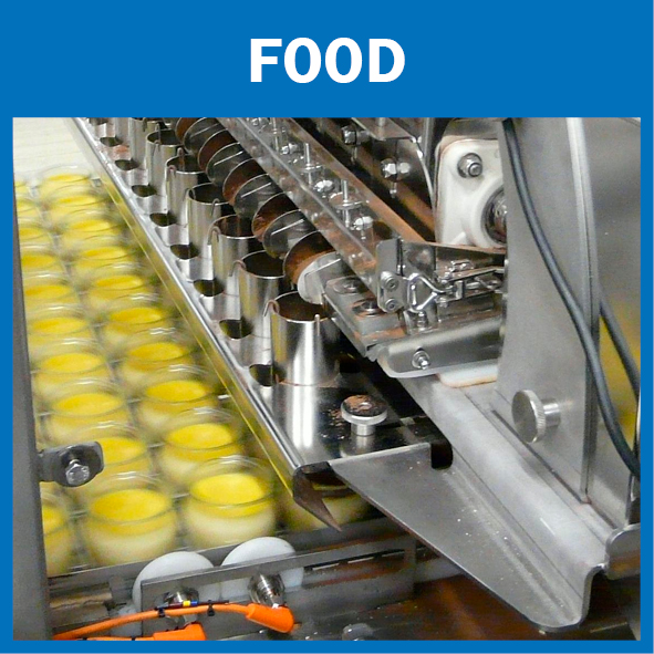 Serticom, voedingsindustrie
